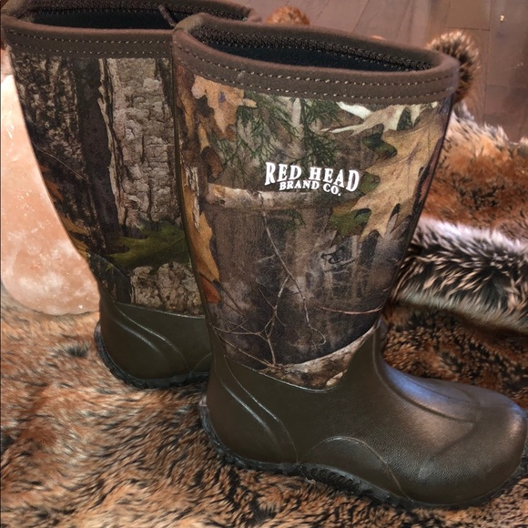 redhead brand company boots redhead clothing co